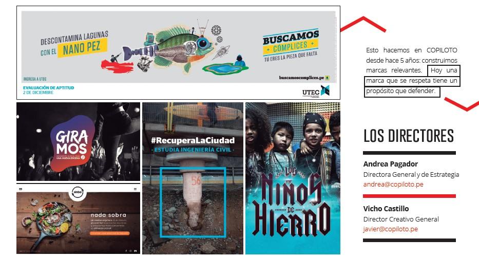 Copiloto: 5 años de creatividad con propósito   Mercado Negro