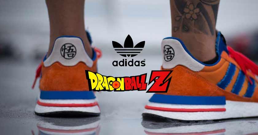 Facturable huella barbilla  Adidas anuncia lanzamiento mundial de línea Dragon Ball Z | Mercado Negro