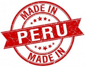 Sello de empresas de marcas peruanas