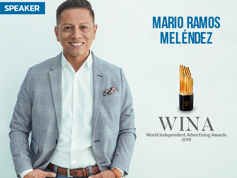 Mario Ramos Meléndez, Ceo De Exe, será orador en el Festival Wina 2019