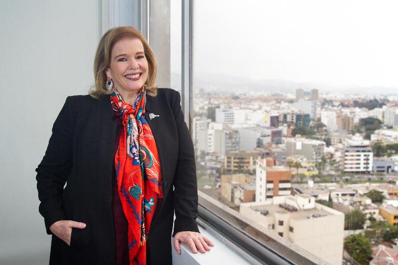 Isabella Falco directora de Marca País