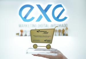EXE se lleva un eCommerce Award con Ferrand en el eCommerce Day 2019