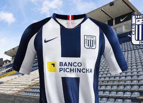 Alianza Lima presenta nueva camiseta tras breve campaña de intriga
