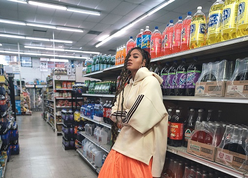 Inca Kola y Beyoncé posan juntas en importante revista de moda