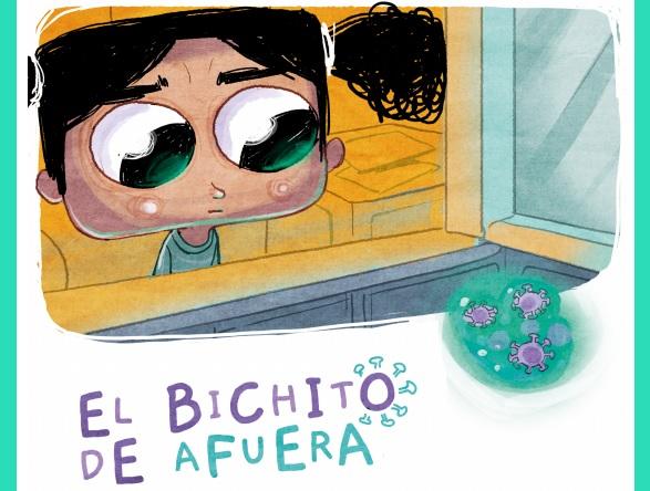 """""""Baby & Me"""" el cuento infantil de Nestlé que explica la importancia de la cuarentena"""