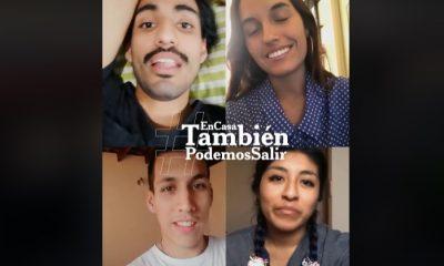 Cartavio asegura que #EnCasaTambiénPodemosSalir