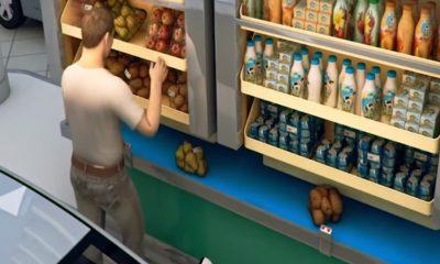 Así podrían ser los supermercados en un futuro muy cercano