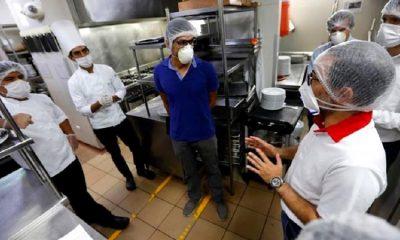 Restaurantes de todo tamaño podrán reactivarse con servicio de delivery