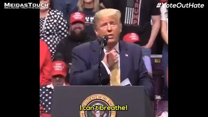 #VoteOutHate, la campaña que busca sacar a Trump de la Casa Blanca