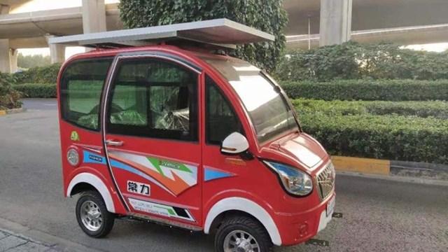 Chang Li el auto más económico del mundo que puedes comprar por internet
