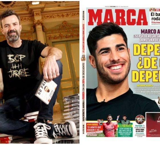 Diario español rinde homenaje a vocalista de Jarabe de Palo y recibe fuertes críticas