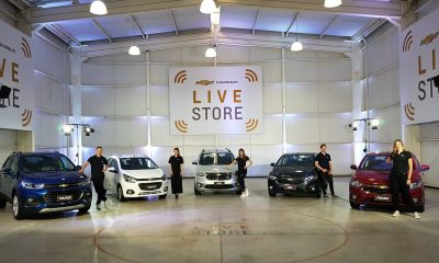 """Chevrolet Live Store"" el primer showroom 100% digital del Perú"