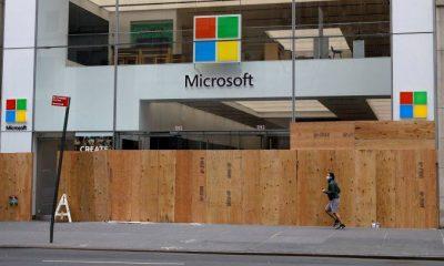 Microsoft anuncia el cierre de todas sus tiendas