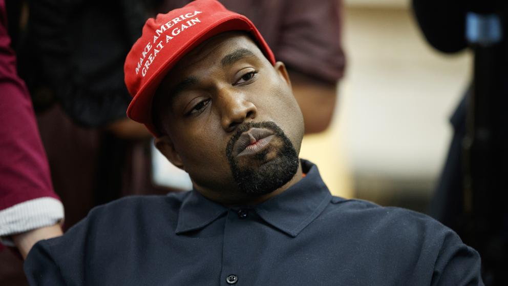 Kanye West se postula a la presidencia de los Estados Unidos de Norteamérica