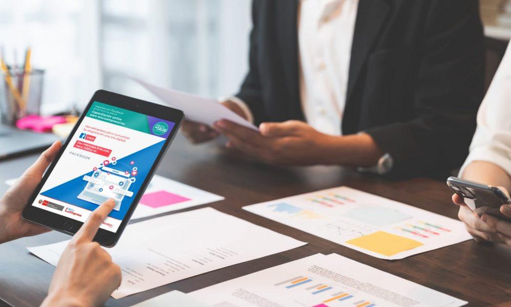 Facebook y Produce se unen para capacitar a Pymes en Marketing Digital