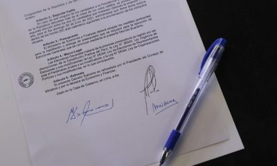 Faber Castell agradece a Vizcarra por preferir sus bolígrafos
