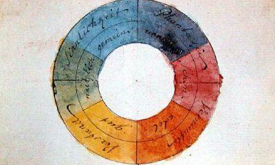 ¿Conoces la sorprendente teoría del color de Goethe?