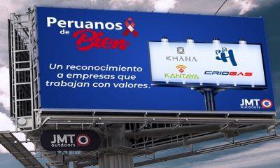"""""""Peruanos de bien"""", la campaña con la que JMT Outdoors celebra el mes patrio"""