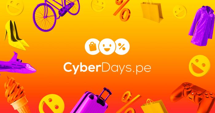 Hoy inicia el Cyber Days y estas son las marcas que participarán