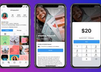 Instagram crea herramienta para recaudación de fondos