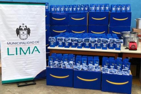 """Sublime dona 45 mil """"Mascarillas Sonrisas"""" a la Fundación Lima"""