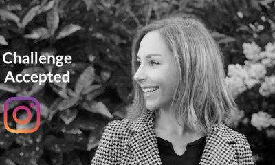 #RetoAceptado la nueva campaña de selfies de mujeres en blanco y negro
