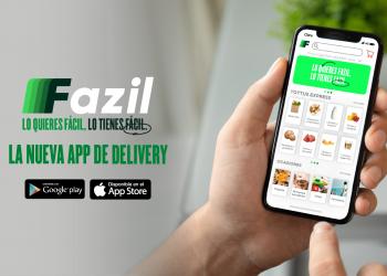 Fazil, la app de delivery del Grupo Falabella, ampliará su cobertura en Lima y Provincias