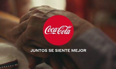 """Coca Cola presenta """"Juntos se siente mejor"""" su primera campaña global tras la pandemia"""