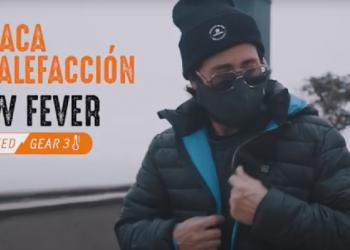 """Marca peruana presenta innovadora edición de su """"Casaca con Calefacción"""""""