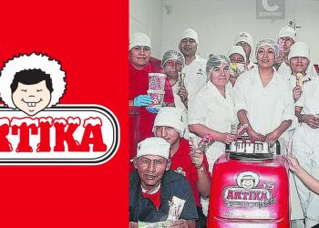 distribuidora de helados artika