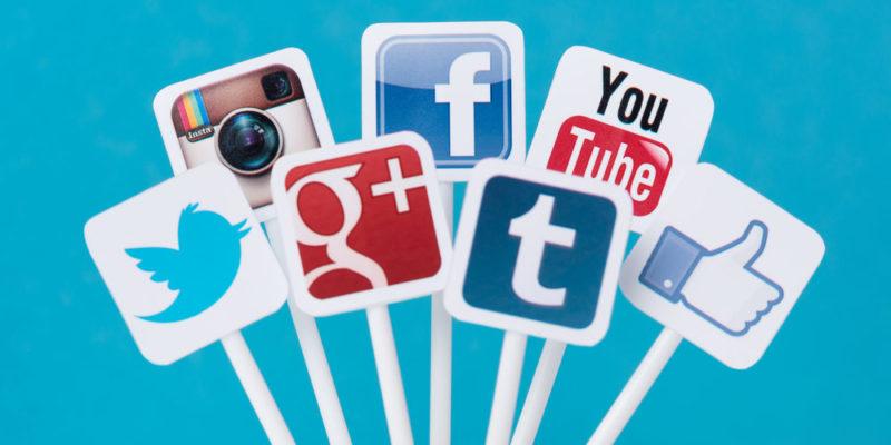 redes sociales para hacer publicidad