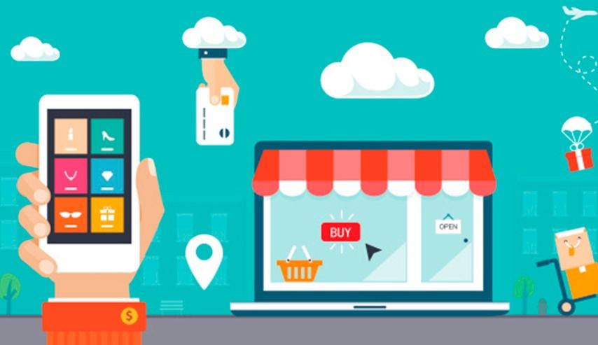 Ilustración referencial a las ventajas de aplicar tecnología en el manejo de una tienda