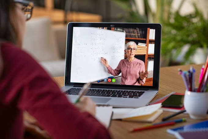 Clases online bajo el modelo virtual sincrónico
