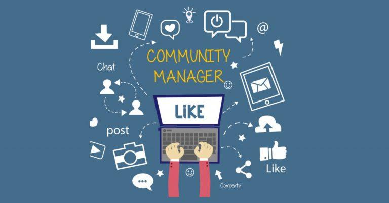 Ilustración sobre la actividad de un Community