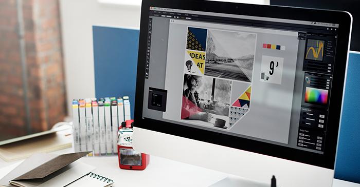 Software usado para trabajar el diseño digital