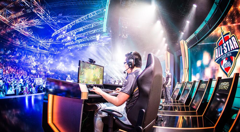 Campeonato de League of Legends en París