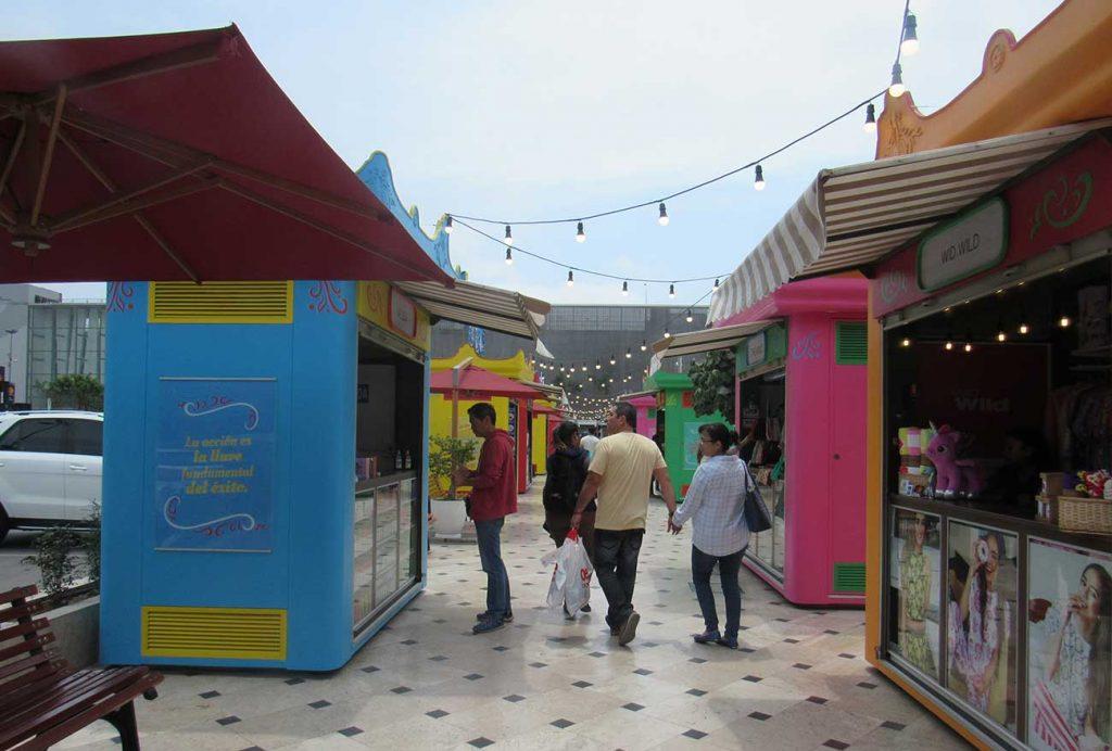 Jockey Plaza brindara a 30 emprendedores peruanos espacios comerciales