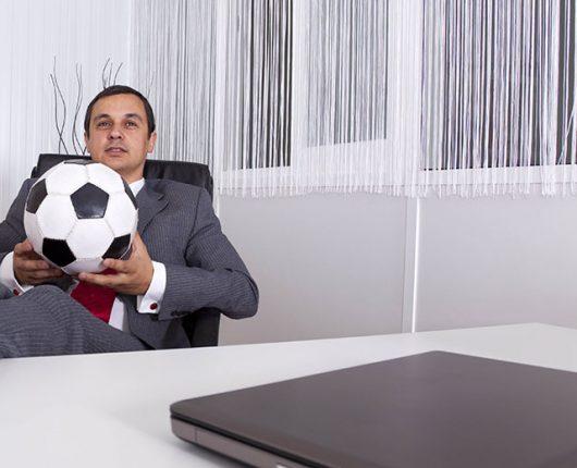 Administrador deportivo o esports Manager