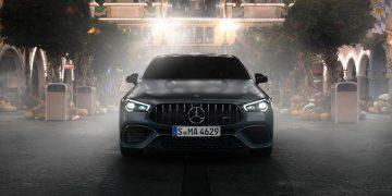 Mercedes Benz lanza campaña por Halloween