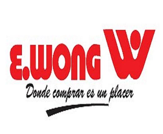 Logotipo y slogan de Wong