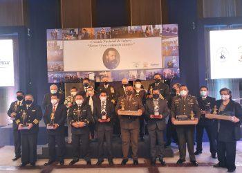 Telefónica y Marina de Guerra del Perú premian