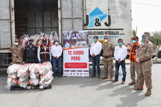 Programa Te cuido Perú