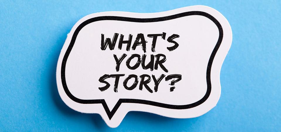 palabras que hablan de storytelling