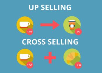 qué es el cross selling y el up selling