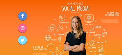 Imagen alusiva al Social Media uno de los profesionales digitales más demandados