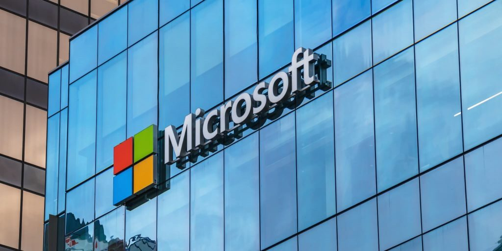 Empresas Microsoft
