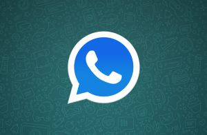 Logotipo de WhatsApp Plus.