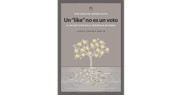 Portada del libro Un like no es un voto.