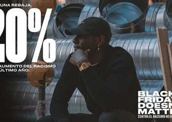 Gráfica de la campaña de Black Friday