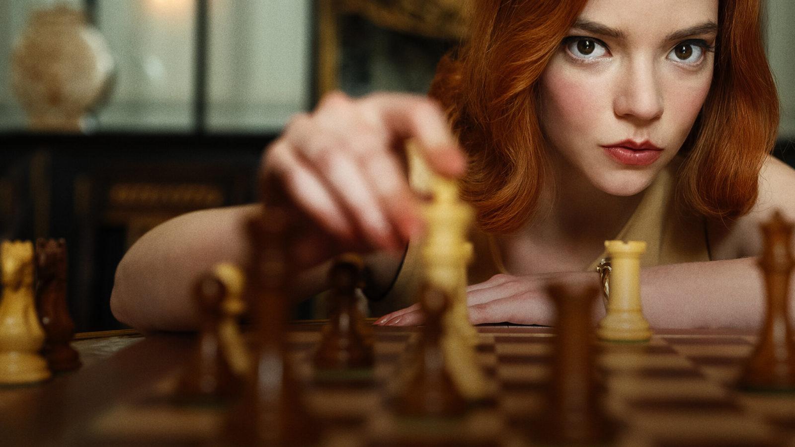 Queen's Gambit: el impacto mediático y comercial de la miniserie
